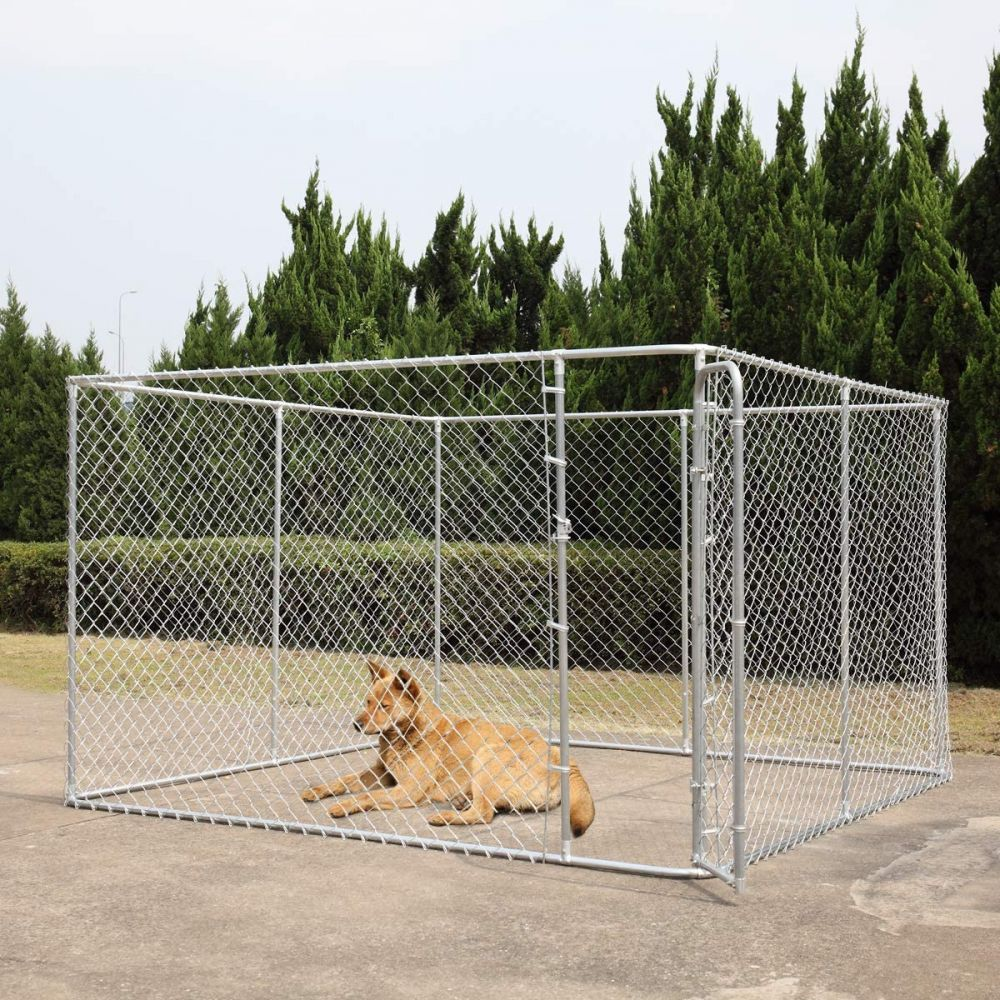 Dog Kennels Installation