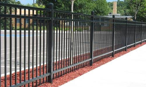Steel And Aluminium Fence Installation Sterling Heights