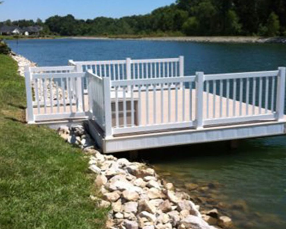 Dock Parts Installation Sterling Heights