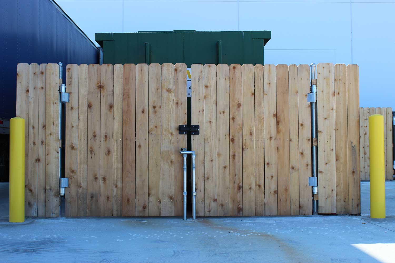 Dumpster Enclosures Installation Sterling Heights