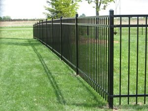Ornamental Aluminum And Steel Fencing Installation Sterling Heights