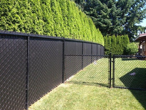 Chain Link Fencing Installation